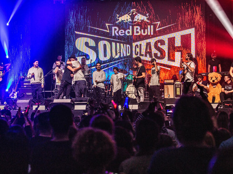 Red Bull Music SoundClash 2019: SUBCARPATI vs. VITA DE VIE