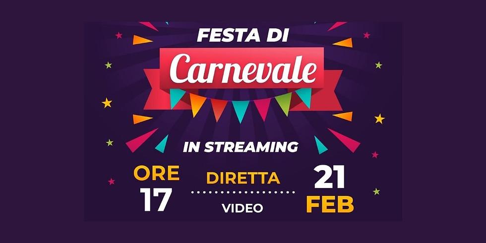 Festa di Carnevale in Streaming - 45° Nord