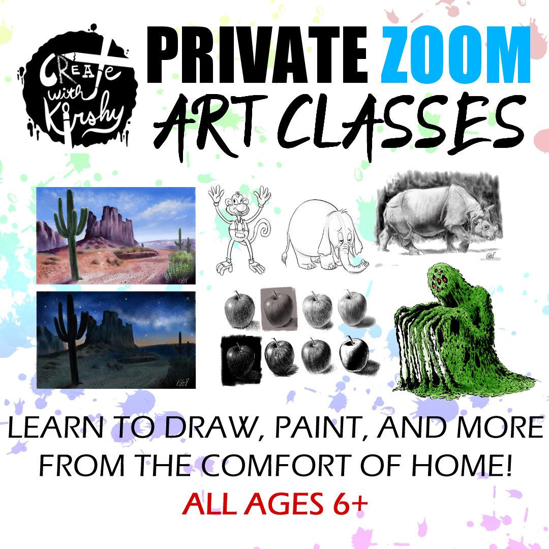 Private Zoom Classes