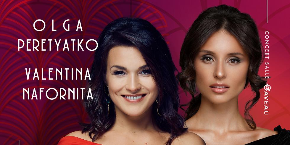Olga Peretyatko & Valentina Nafornita - Haut Les Femmes !
