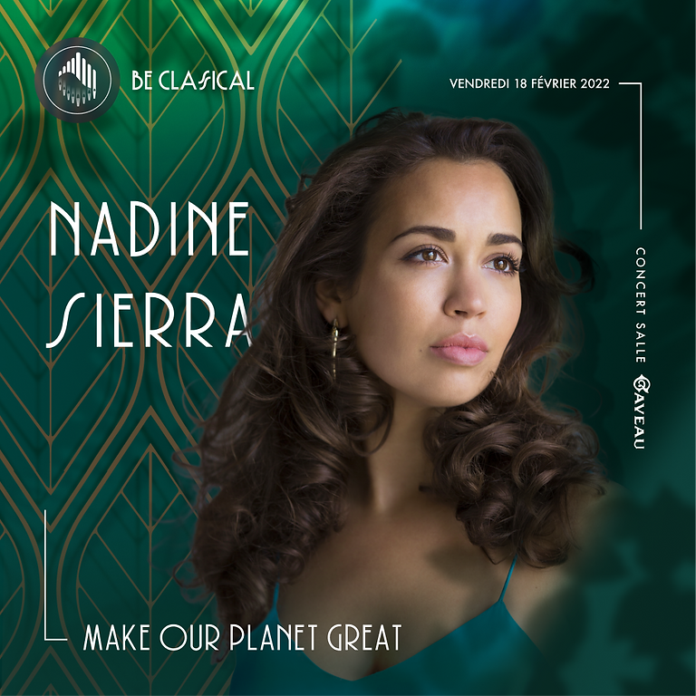 Nadine Sierra - Make Our Planet Great