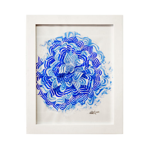 Meditation Azul