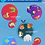 Thumbnail: Wandplaat - Gewervelde diersoorten