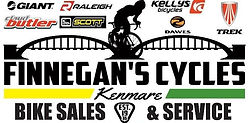 Finnegan's Cycles Logo