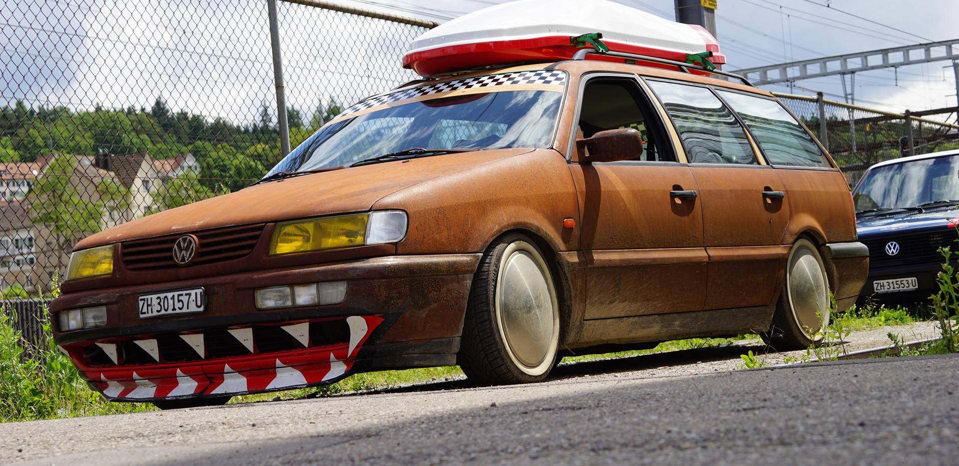 Azzato Car paint Lackiererei Neftenbach