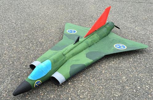Saab Draken  ... 670mm WS