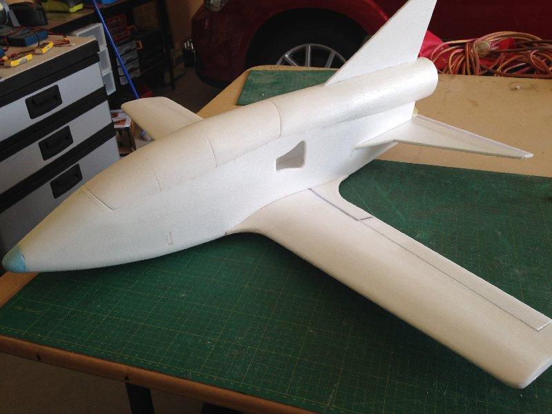 BD-5J     990mm WS    EDF