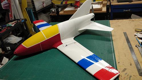 BD5 Hybrid .. 1350 Wing Span