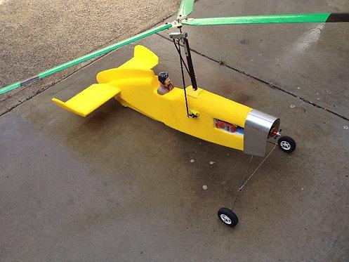 Tadpole Autogyro