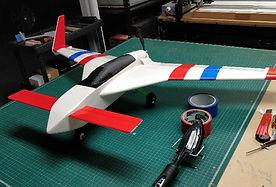 Foam Board Planes Plans
