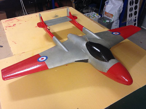 de Havilland Vampire T55-3 .. 990mm WS