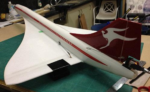 Concorde ... 650mm WS