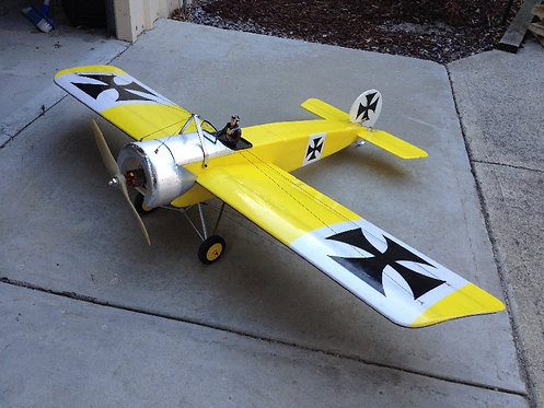 Little Fokker ... Eindecker E3