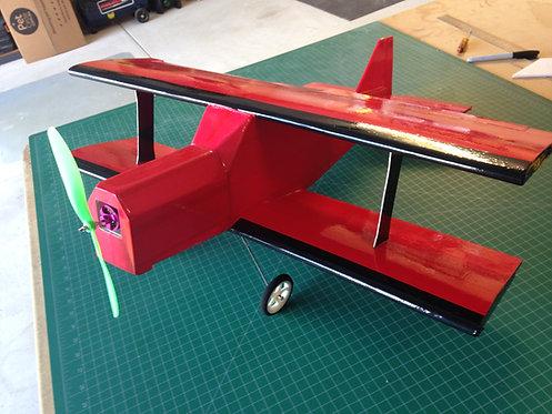 Mini StaggerWing Biplane .. Swap-Pod Series