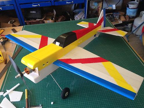 Mini Magic 900mm wing span