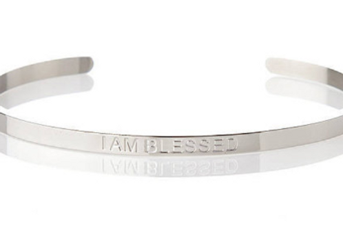 I AM BLESSED - Affirmation Bracelet