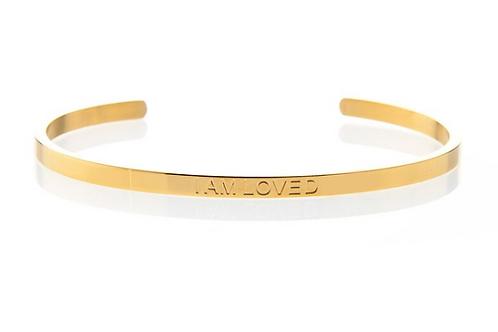 I AM LOVED - Affirmation Bracelet