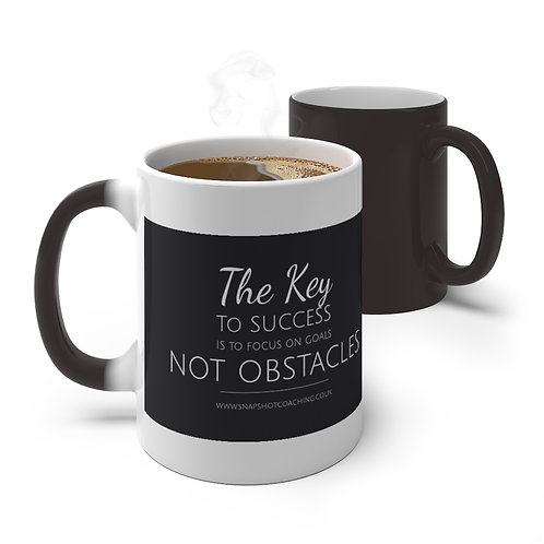 Quote 1 - Colour Changing Mug