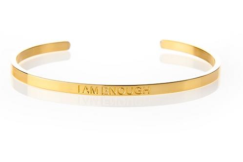 I AM ENOUGH - Affirmation Bracelet