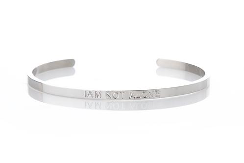 I AM NOT ALONE - Affirmation Bracelet