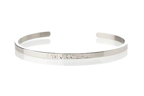 I AM GRATEFUL - Affirmation Bracelet