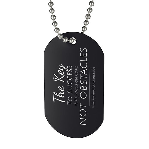 Quote 1 - Dog Tag