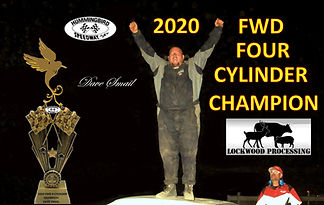 (HB-0695)FWD 4-Cylinder Champion-Dave Sm