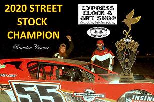 (HB-0693)Street Stock Champion-Brandon C