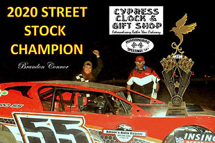 (HB-0693)Street Stock Champion-Brandon C