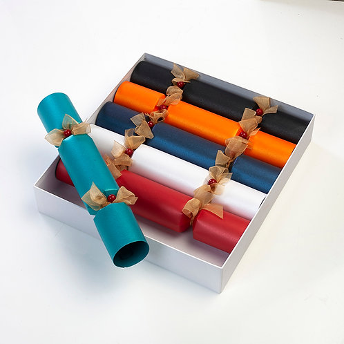 Mixed Pearl Luxury Christmas Crackers
