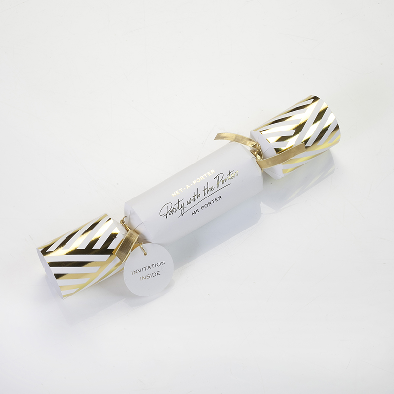 Net a Porter Christmas Crackers
