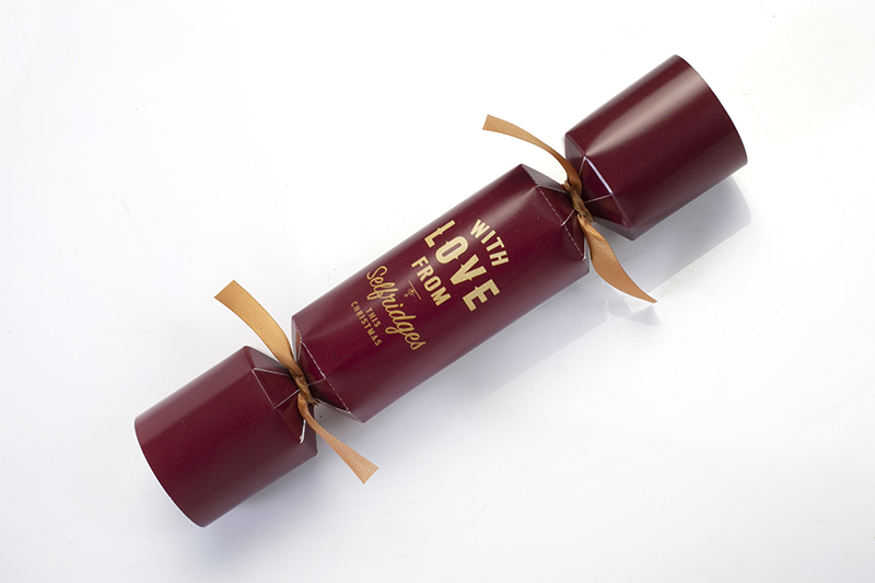 Selfridges Christmas Crackers