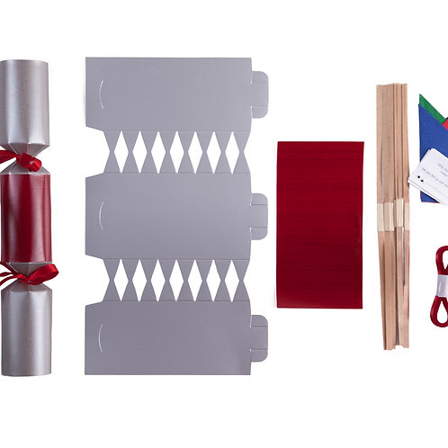 Silver & Red 1W - 1 cracker