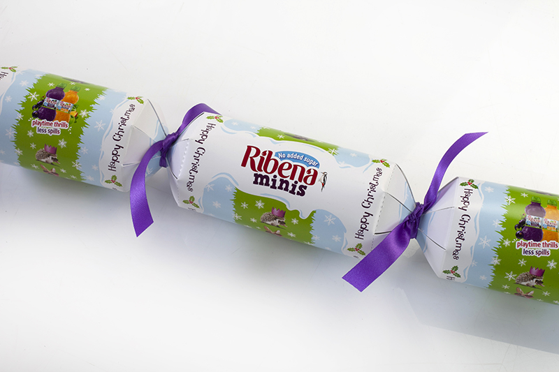 ribena vouchers Christmas Cracker