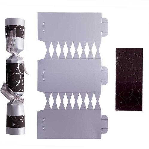 Silver & Black 3W - 1 cracker