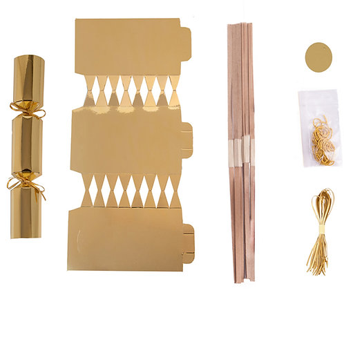 Gold Wedding crackers