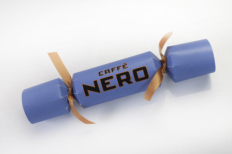 Cafe Nero Christmas Cracker