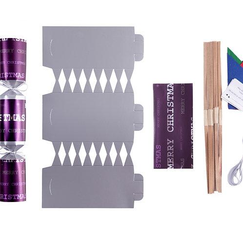 Silver & Purple 3W - 1 cracker