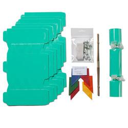 Green Mint Christmas Cracker Kit
