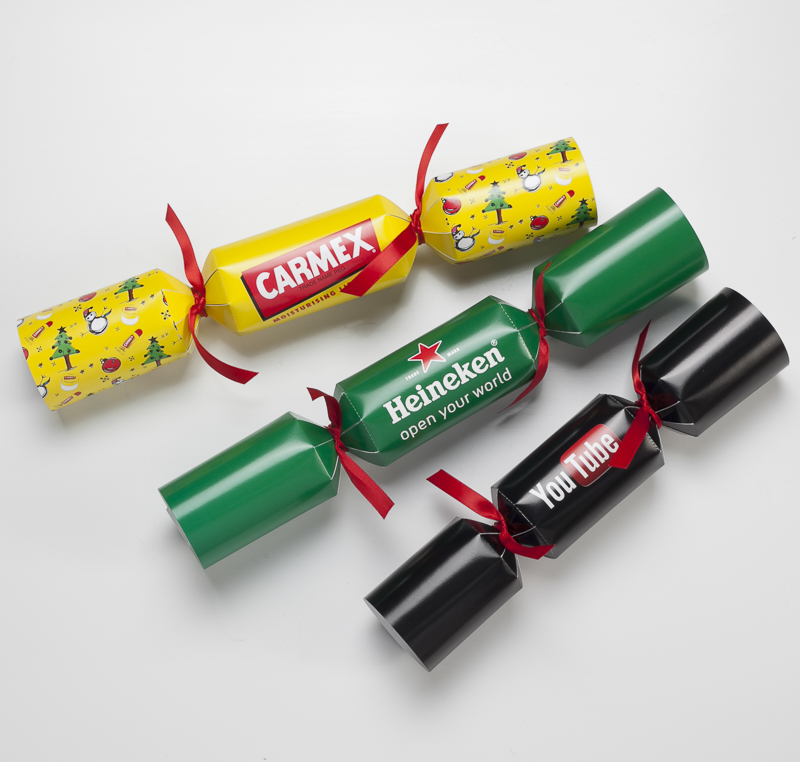 Heineken Christmas Crackers