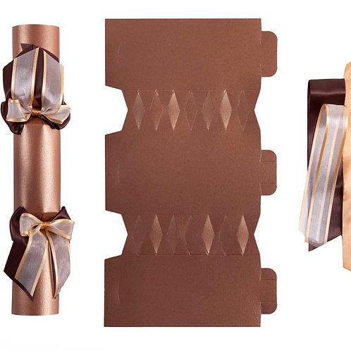 Bronze Wedding crackers - Pack of 12