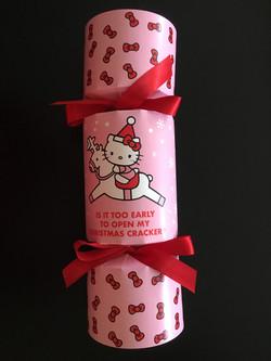 Hello Kitty Jumbo Cracker