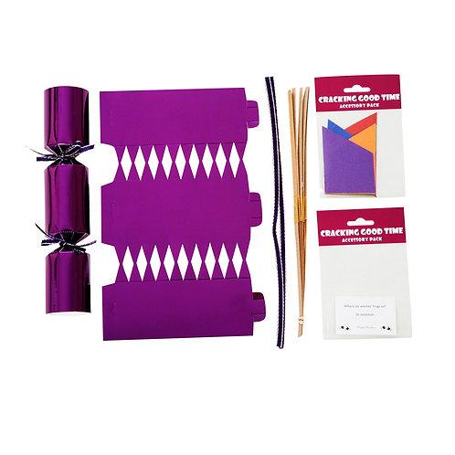 Purple Foil - 1 cracker