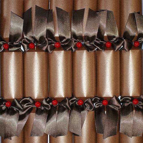 Bronze Christmas Crackers