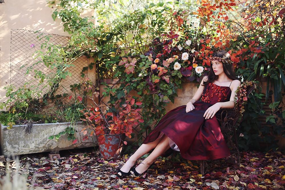 Fashion Designer- Pamela Usanto