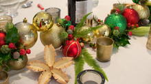Inspirational Ideas For Decorating Your Christmas Table