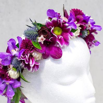Hen's Flower Crown #melbourne #naomirose