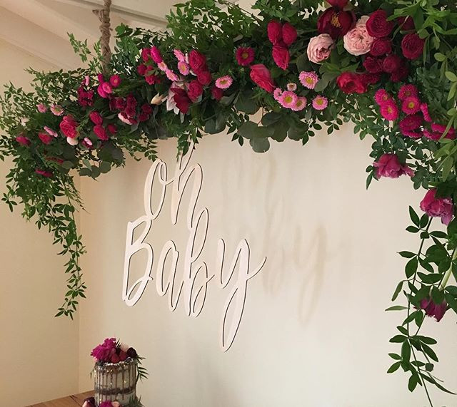 Samantha + Ghadir's Baby Shower