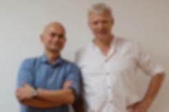 Alexander Kudus en Ernst van der Wijk.jp