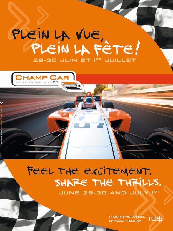 Champ Car 2007 magazine